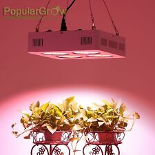 PopularGrow 800W COB LED Grow Light Full Spectrum 66*3W Plant Growth Bloom Lamp