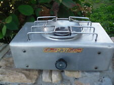 Coleman aluminum single burner LP gas Picnic Stove