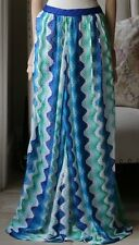 MISSONI MARE ZIGZAG KNIT MAXI SKIRT IT 42 UK 10