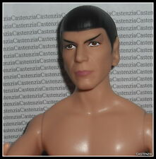 NUDE KEN MATTEL BARBIE STAR TREK MR. SPOCK DOLL ARTICULATED MODEL MUSE FOR OOAK