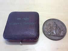 Very Rare VACHERON & CONSTANTIN Bronze Medal 3e PRIX 1895 - Item For Collectors