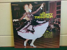 70's vinyl LP Sydney Thompson And His Orchestra Sequence Dancing FASTPOST L@@K