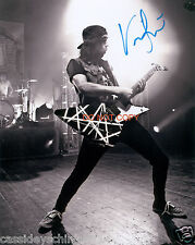 "Vic Fuentes singer of Pierce the Veil band Reprint Signed 8x10"" Photo #3 RP"