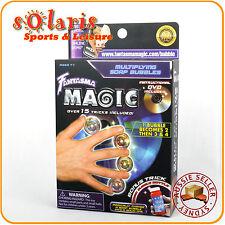 Fantasma Magic's DVD Series Multiplying Soap Bubbles Pro Magic Kit 15+ Tricks