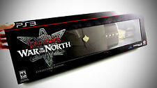 Lord of the Rings War in the North Collector's Edition PS3 Brand New - Fast Ship