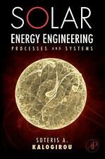Solar Energy Engineering: Processes and Systems-ExLibrary
