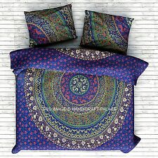Indian Duvet Doona Cover Comforter Mandala Hippie Bohemian Twin Quilt Cover Set