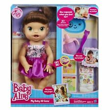 Baby Alive My Baby All Gone Doll  Brunette