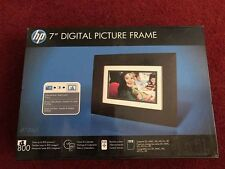 HP-DF730P1 7-Inch Digital Picture Frame, new in box, never opened