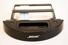 Black Bose Sounddock Series 1 30 Pin / iPod Connector Complete w/ Bracket ect.