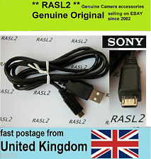 Genuine Original SONY USB cable VMC-MD4 DSC-QX10 DSC-QX100 ILCE-QX1