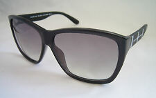 MARC BY MARC JACOBS SUNGLASSES BLACK GREY STRIPES MMJ 331/S XZ6 VK BNWT
