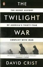 THE TWILIGHT WAR [9780143123675] - DAVID CRIST (PAPERBACK) NEW