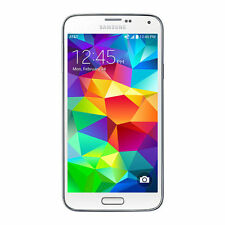 Samsung Galaxy S5 SM-G900 16GB White (Factory Unlocked) Smartphone