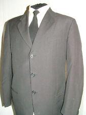 Giorgio ARMANI-COLLEZIONI CLASSIC GRIGIO Designer Suit Giacca / Blazer UK 40 EU 50