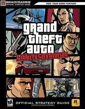 Grand Theft Auto Liberty City Stories - Official Strategy Guide for PlayStation