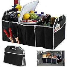 Car Boot Organiser Storage Box, Collapsible when not in use