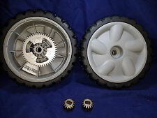 OEM Lawnboy Lawnmower Updated  Drive Wheel KIT for 119-0321 With Metal Gears