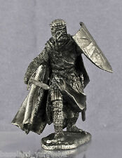 Tempelritter. Toy Soldier  Kn- . model 1/32, Templar knight 54mm.