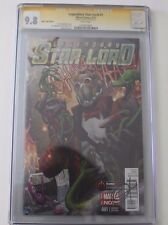 Legendary Star-Lord No. 1, Gamestop Edition Variant, 9/14  CGC 9.8 WHITE PAGES