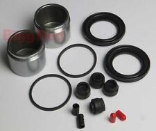 Front Joint Étrier Frein Et Piston Kit De Réparation pour Mitsubishi Pinin