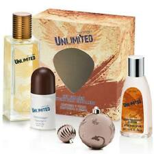 Unlimited Collection For Men, Estuche Unlimited Para Caballero