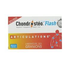 ChondrostéoFlash articulations Boite de 40 gélules pour 10 jours