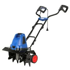 Homegear 9 AMP Corded Electric Garden Tiller / Lawn Cultivator / Rototillers