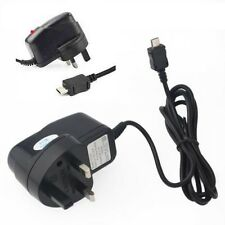 3 PIN UK CE MICRO USB MAINS CHARGER WALL PLUG FOR OnePlus One Mobile Phone
