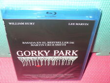 GORKY PARK - HURT - LEE MARVIN  - BLU-RAY