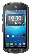 New Kyocera DuraForce E6560 16GB Black AT&T GSM Android Smartphone WIFI Rugged