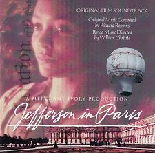 JEFFERSON IN PARIS - ORIGINAL FILM SOUNDTRACK / CD - NEUWERTIG