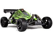 Redcat Racing Rampage XB RC Truck 1/5 Scale Gas 2.4GHz Remote Control Green Body