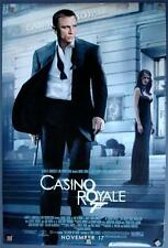 CASINO ROYALE adv (FN) 2006 Movie Poster ROLLED DS One Sheet 1SH Daniel Craig