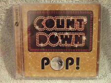 Count Down Pop! - Cd (2 Disc Set) BRAND NEW!!