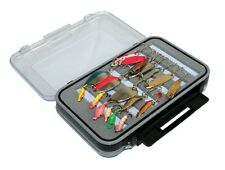 New Clam Ice Fishing Jig Box Large 8814