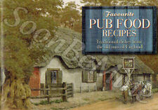 Favourite Pub Food Recipes - 48 Page Book by J. SALMON - Collect them all!
