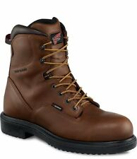 RED WING #  238  WATERPROOF , INSULATED  WORK BOOT MADE IN USA    SIZE 9.5 D