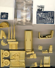 Aires German Messerschmitt Bf 109F-2/F-4 Conversion Set Hasegawa 1:32 NEU kit
