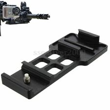 Metal Extension Picatinny Rail Side Mount For GoPro SJCAM SJ4000 Sports Camera