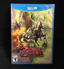 The Legend Of Zelda Twilight Princess HD [Game ONLY - No amiibo] (Wii U)