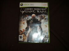 Enemy Territory QUAKE WARS JEU XBOX360 PAL Version Française complet BE