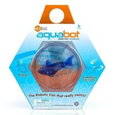 Hexbug Aqua bot with Bowl (Colour may vary) --- NUOVO E OVP