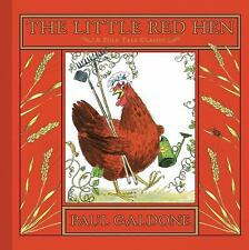 The Little Red Hen Folk Tale Classics