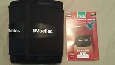 """Mueller 64179 Lumbar Support Back Brace with Removable Pad Plus (50"""" - 70) NEW!!"""