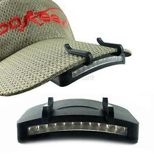 11 LED Light Baseball Cap Clip On Rechargeable Lamp Fishing Camping Headlamp M93