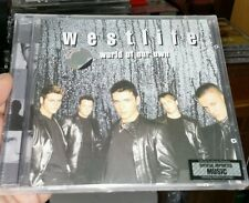 Westlife - World of Our Own  MUSIC CD  - FREE POST
