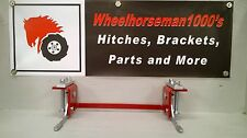 Toro Wheel Horse hitch  #104659  SNOW DOZER BLADE TILLER  BRACKET!     NEW!