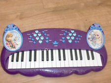 DISNEY FROZEN ANNA ELSA ELECTRONIC KEYBOARD MUSICAL PIANO KIDS TOY INSTRUMENT