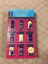 VINTAGE VHS  Touchstone Video New York Stories One City Three Stories Tall 9A